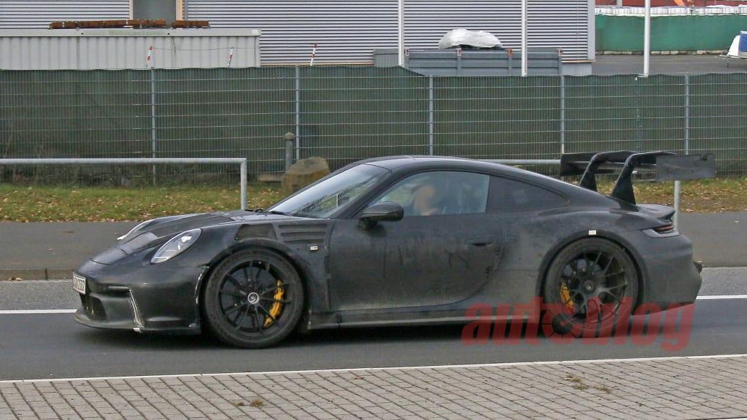 Porsche 992 GT3 RS 6