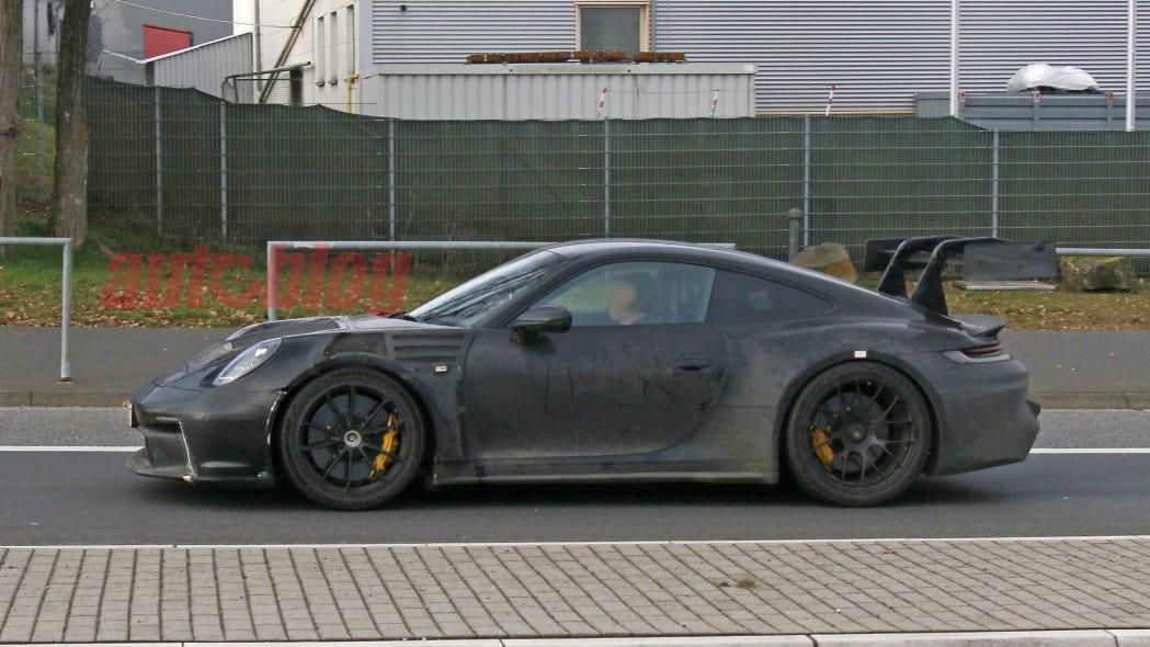 Porsche 992 GT3 RS 7