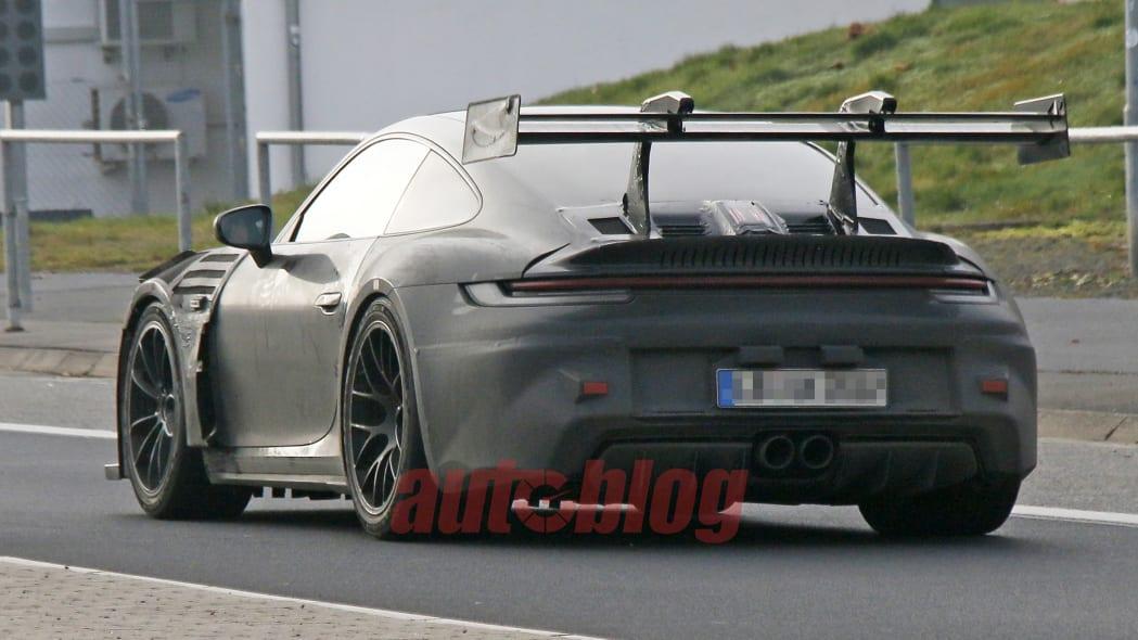 Porsche 992 GT3 RS 15