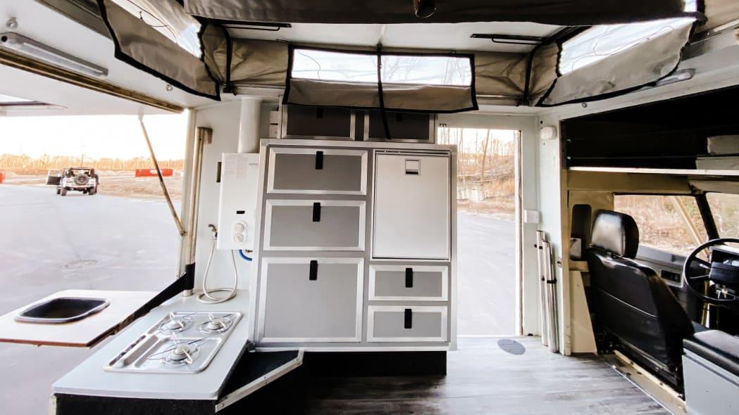 camper inside 6