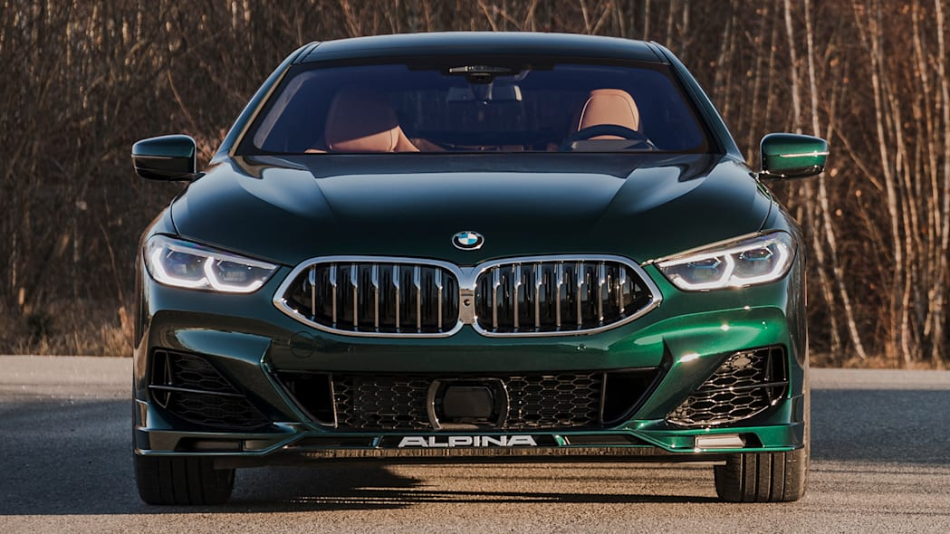 2022 BMW Alpina B8 Gran Coupe