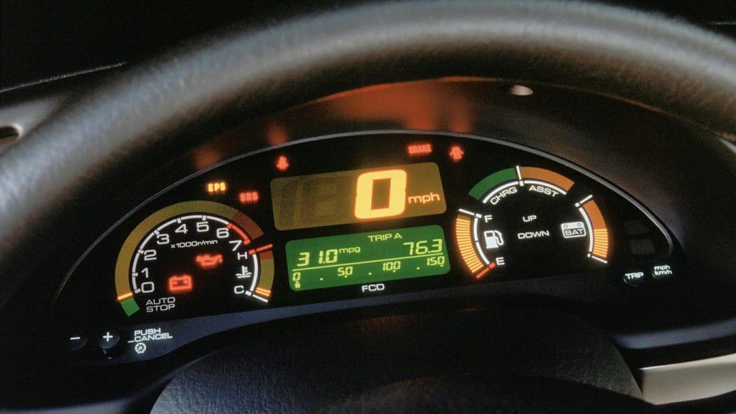 2001 Honda Insight