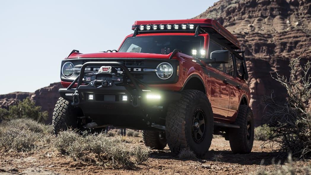 4 Wheel Parts Ford Bronco