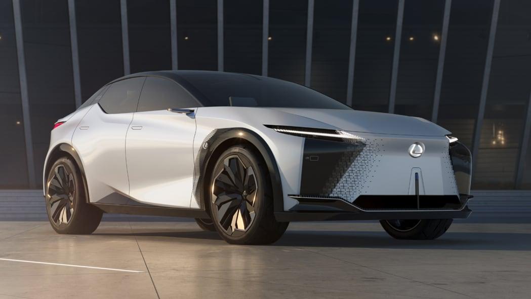 2021-Lexus-LFZ-0004 Il futuro automotive elettrico. Automotive automotive marketing Concessionarie Auto Consulenza automotive marketing automotive