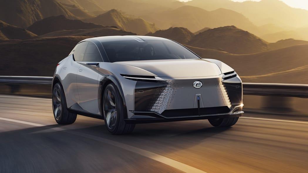 2021-Lexus-LFZ-0018 Il futuro automotive elettrico. Automotive automotive marketing Concessionarie Auto Consulenza automotive marketing automotive