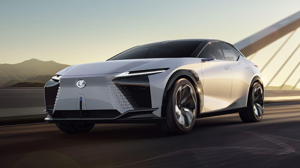 2021-Lexus-LFZ-0023 Il futuro automotive elettrico. Automotive automotive marketing Concessionarie Auto Consulenza automotive marketing automotive