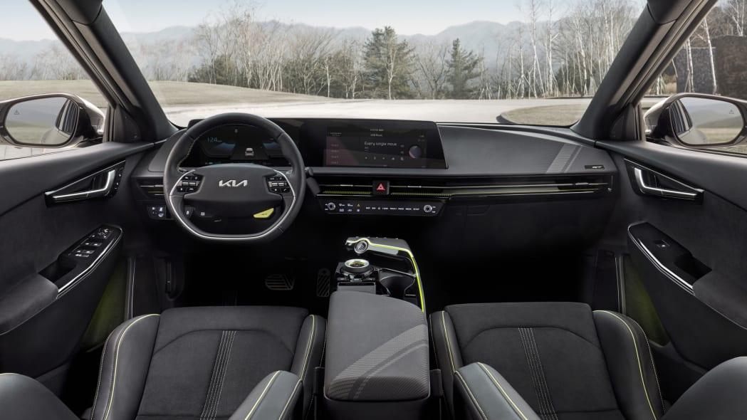 Kia EV6 GT_Interior
