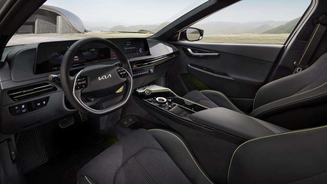 Kia EV6 GT_Interior_1