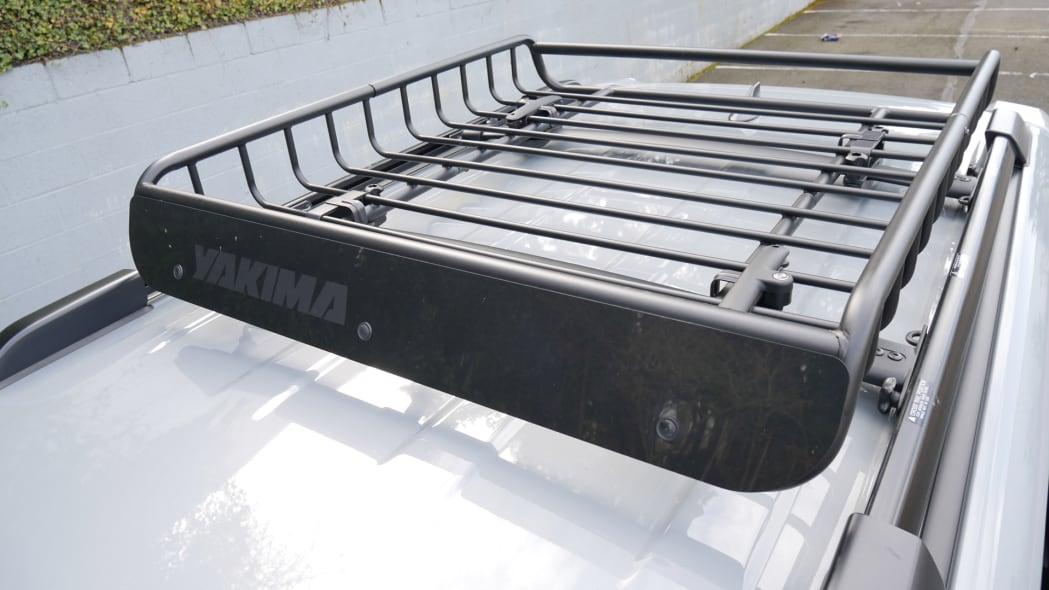 2021 Toyota 4Runner Trail Edition Yakima LoadWarrior