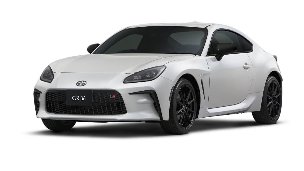 2022 Toyota GR 86