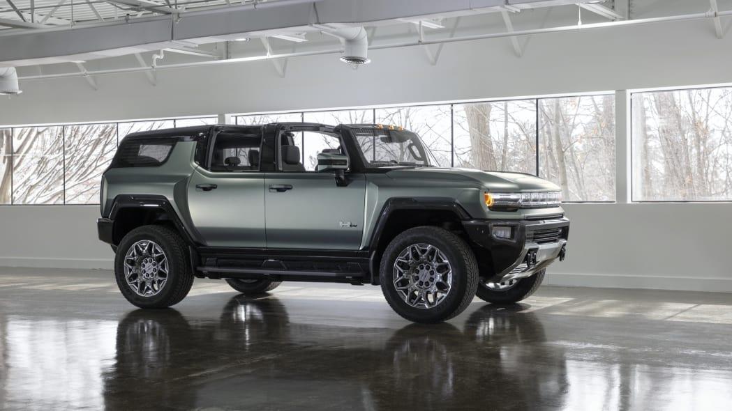 2024 Hummer EV SUV