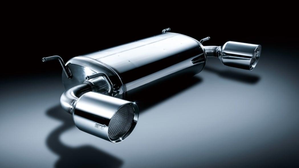SubaruBRZ accessories-exhaust