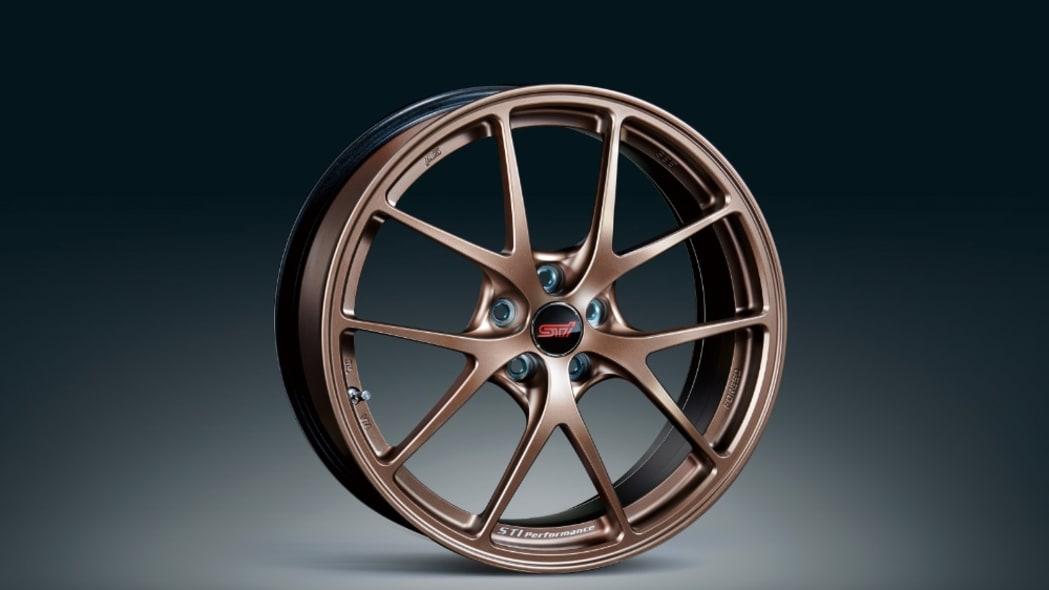 SubaruBRZ accessories-wheel