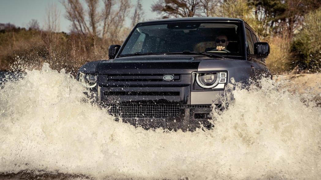 Niels van Roij Land Rover Defender