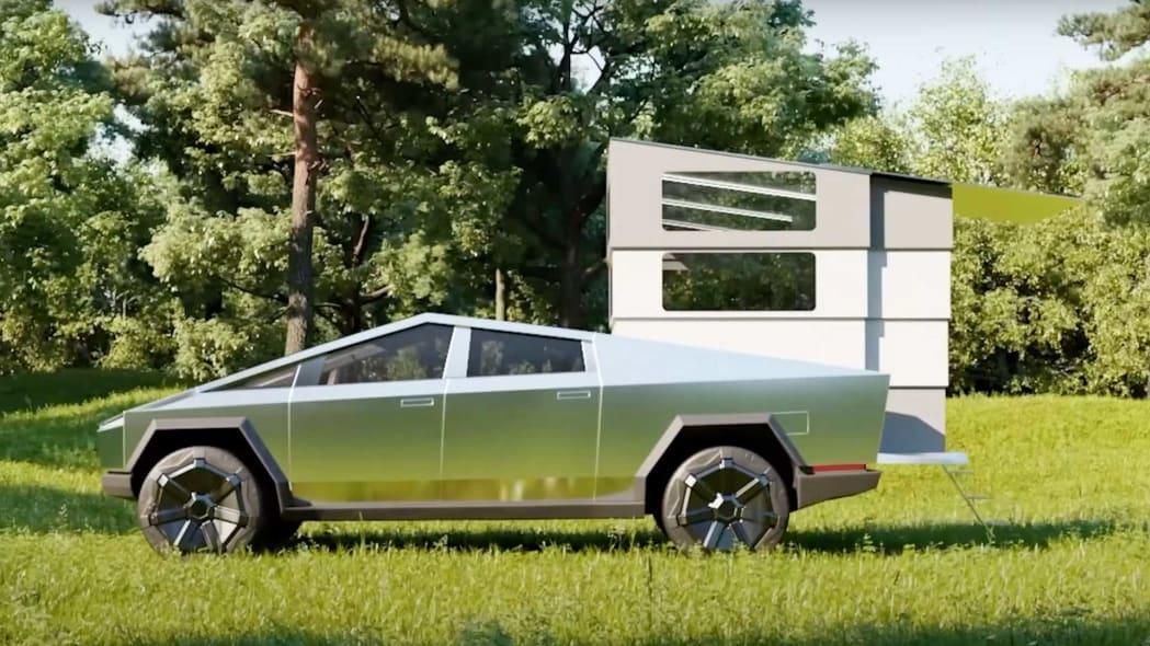 cyberlandr-truck-camper-for-tesla-cybertruck