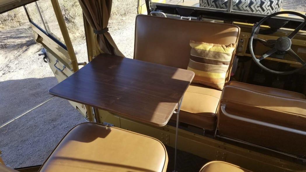 dorm table