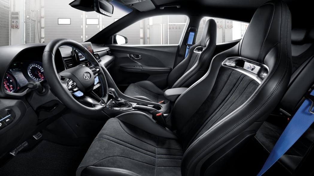 2021 Hyundai Veloster N DCT