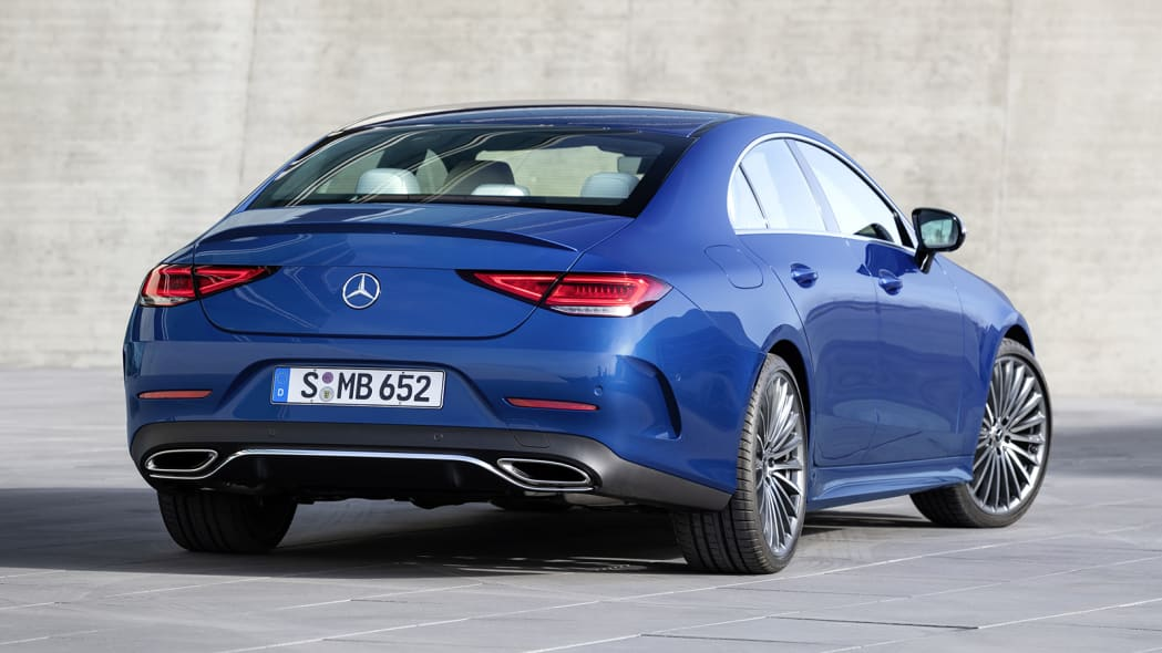 2022 Mercedes-Benz CLS-Class