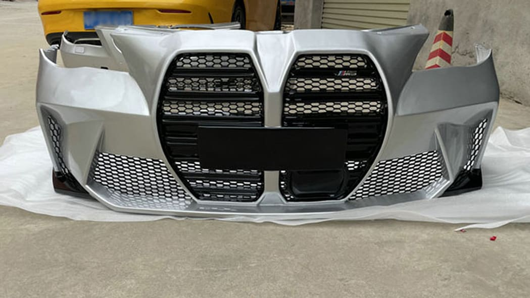 Taobao E60 Big Mouth Grillefront part