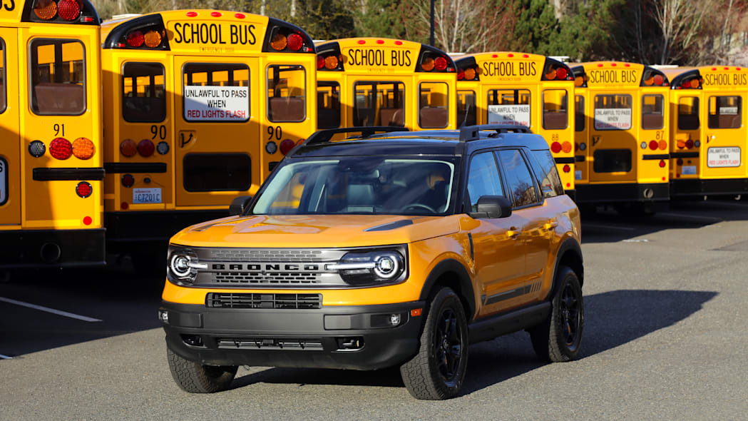 Ford Bronco Sport First Edition (Greg Rasa / Autoblog)
