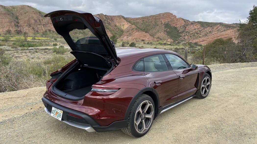 2021 Porsche Taycan 4 Cross Turismo