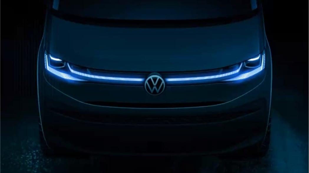 Volkswagen T7 Transporter preview
