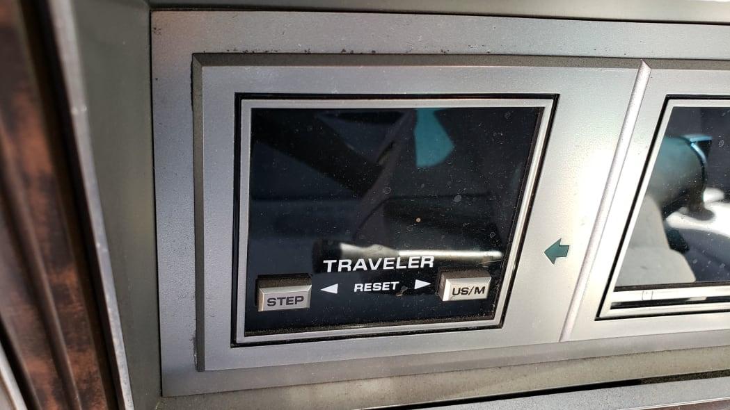 13 - 1988 Chrysler LeBaron in Colorado junkyard - photo by Murilee Martin