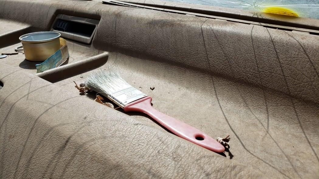 11 - 1989 Honda Prelude Si 4WS in Colorado junkyard - photo by Murilee Martin