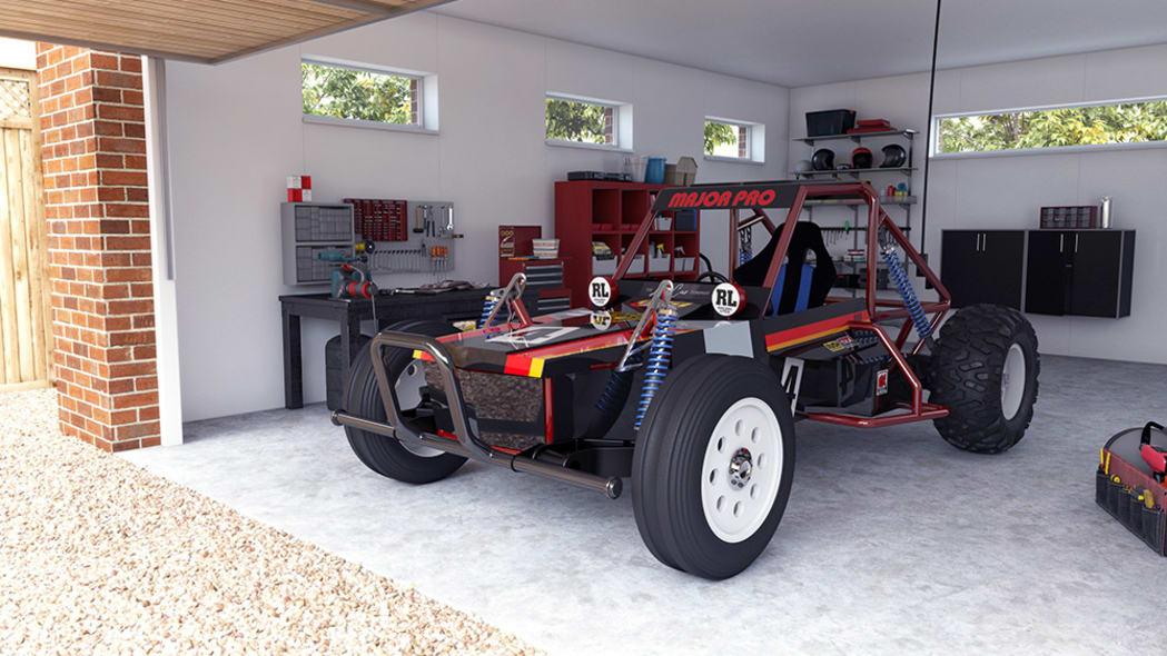 Little Car Company Tamiya Wild One Max 02