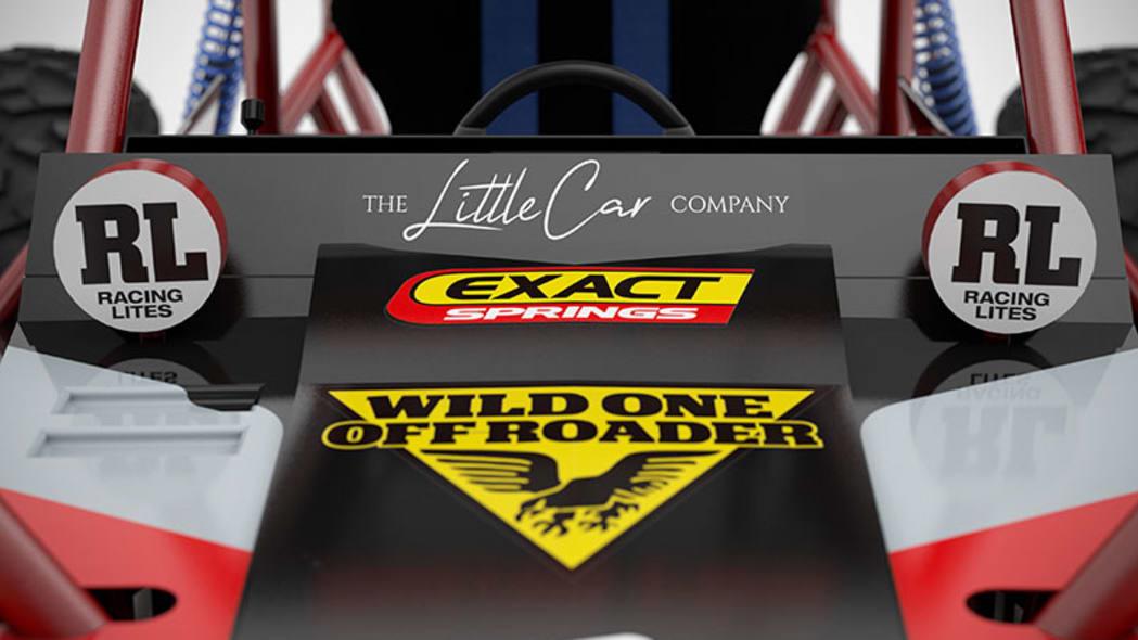Little Car Company Tamiya Wild One Max 03