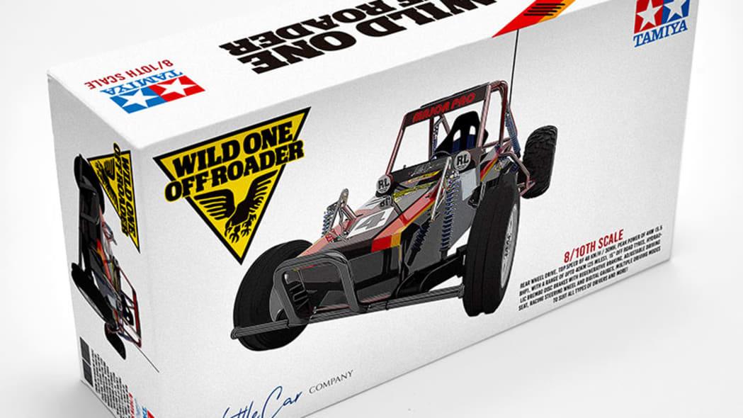 Little Car Company Tamiya Wild One Max 04