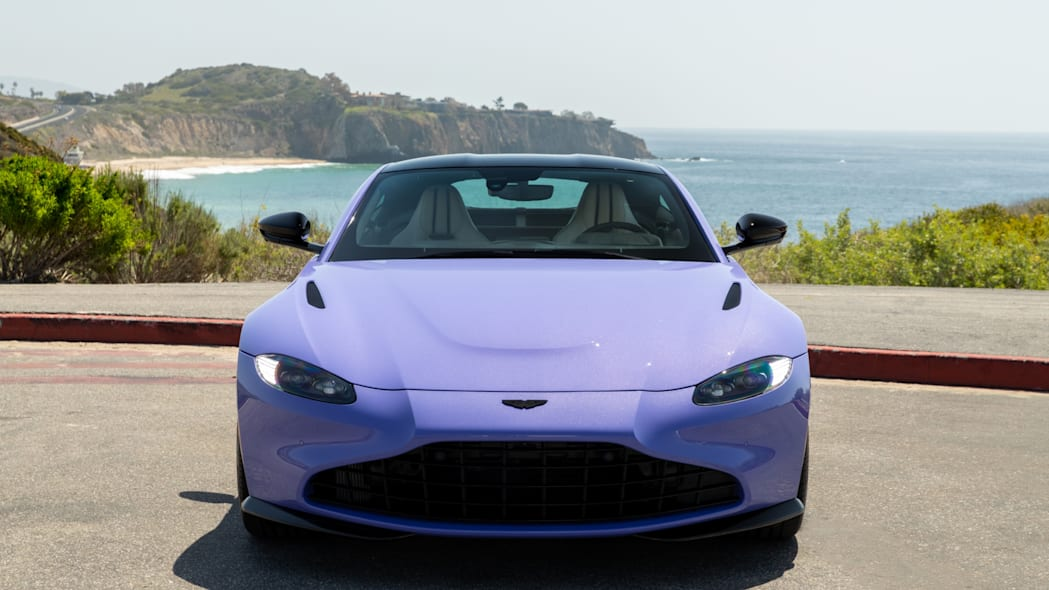 Aston Martin Newport Beach Vantage Ultra Violet 03
