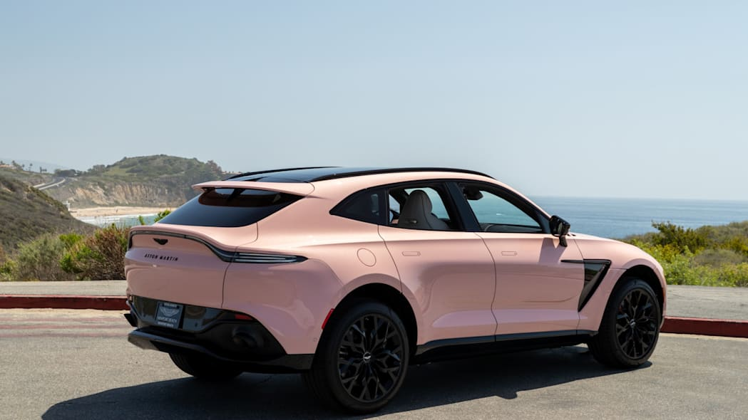 Aston Martin Newport Beach DBX Vibrant Coral 02