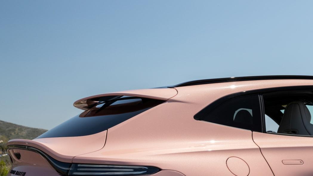 Aston Martin Newport Beach DBX Vibrant Coral 05