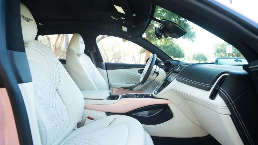 Aston Martin Newport Beach DBX Vibrant Coral 06