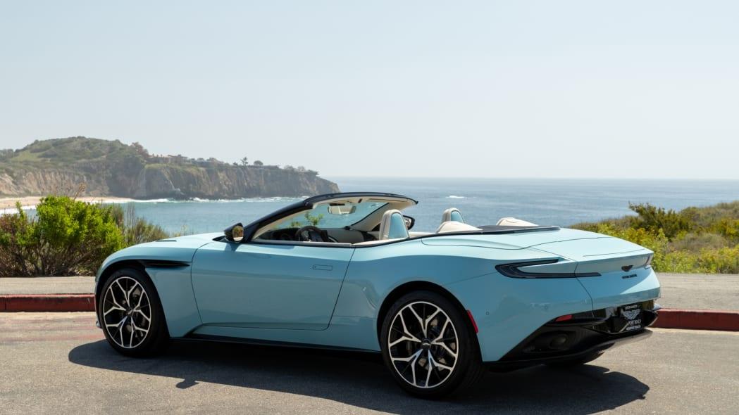 Aston Martin Newport Beach DB11 Volante Clear Water 03