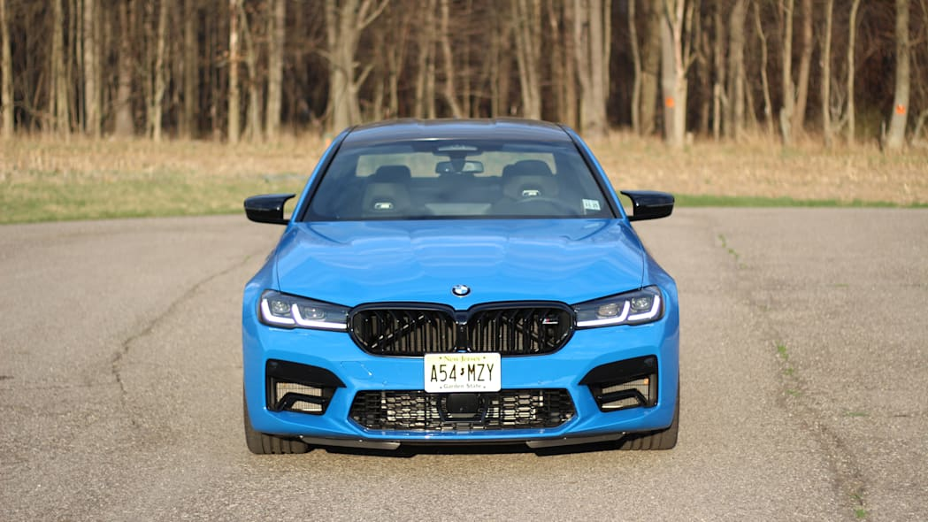 2021 BMW M5 Competition