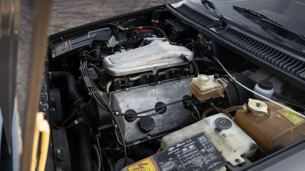 Mario Alfa engine