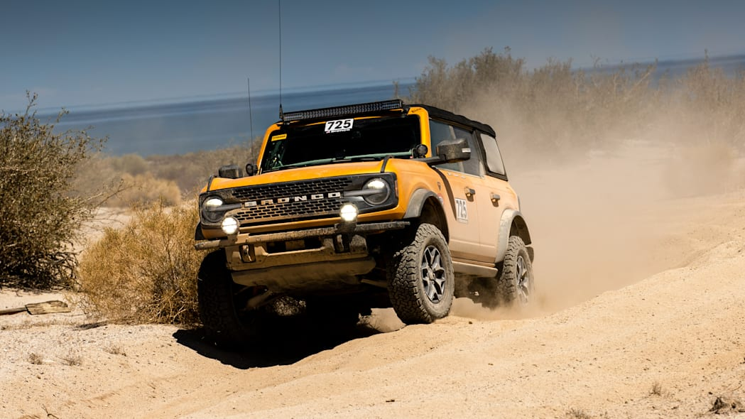 NORRA Mexican 1000 off-road rally
