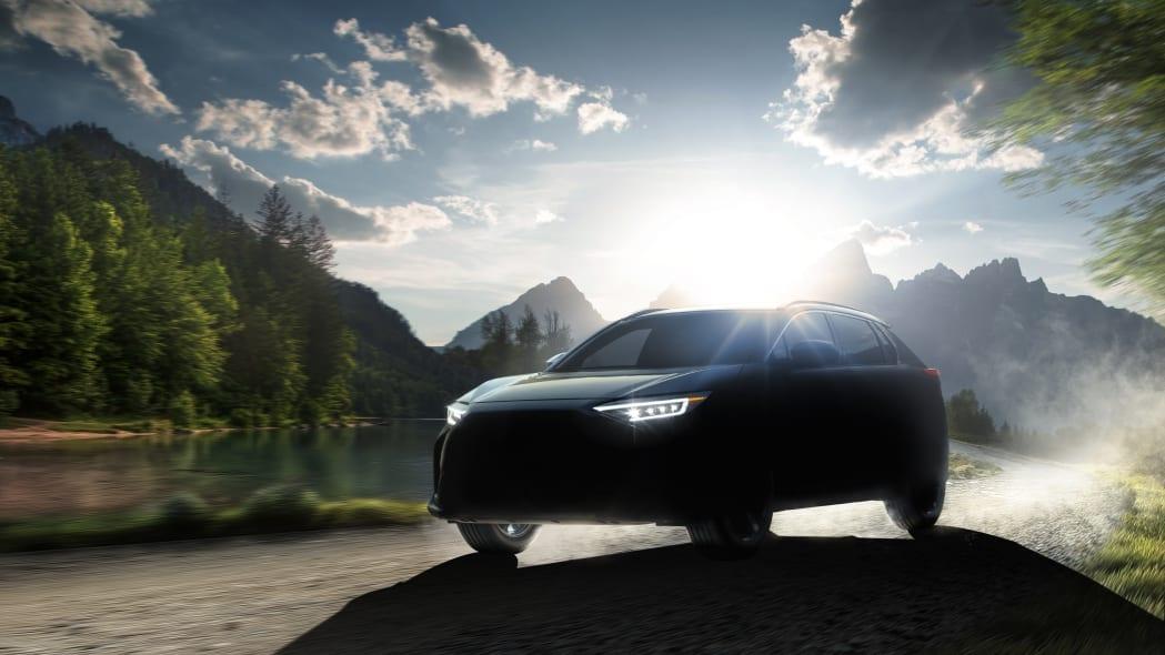 2023 Subaru Solterra EV