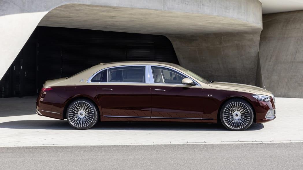 Mercedes-Maybach S-Klasse (Z 223), 2020 // Mercedes-Maybach S-Cl