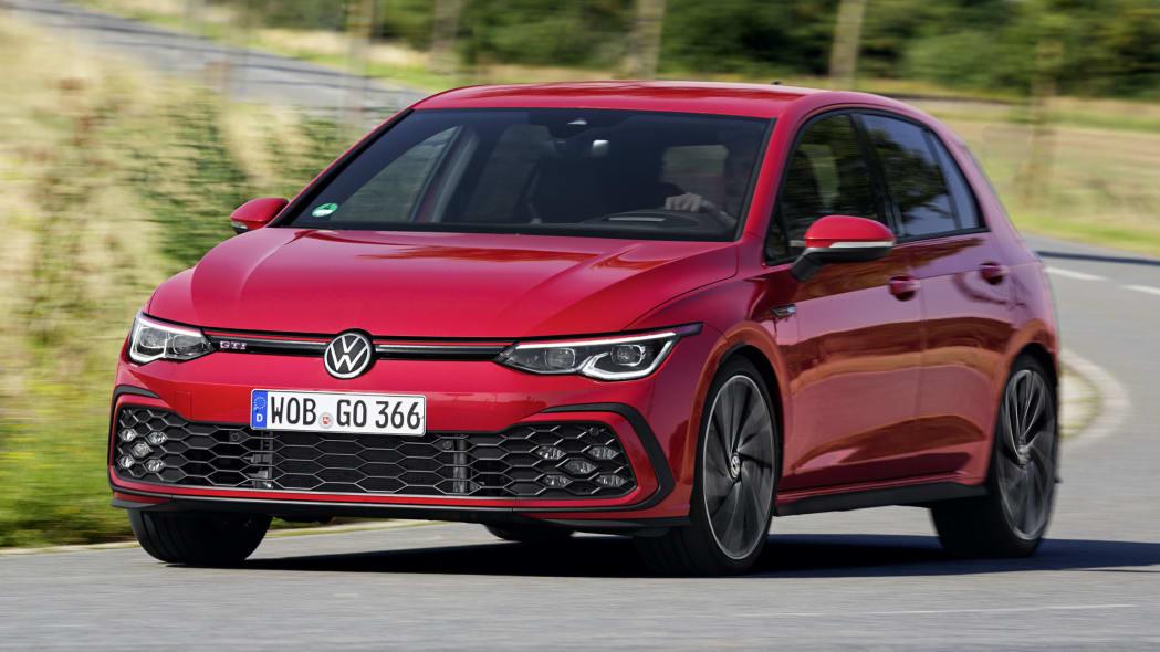 El nuevo Volkswagen Golf GTI