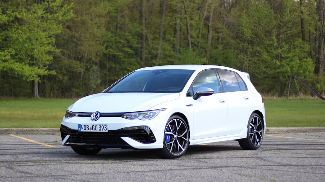 Volkswagen Golf R 2022