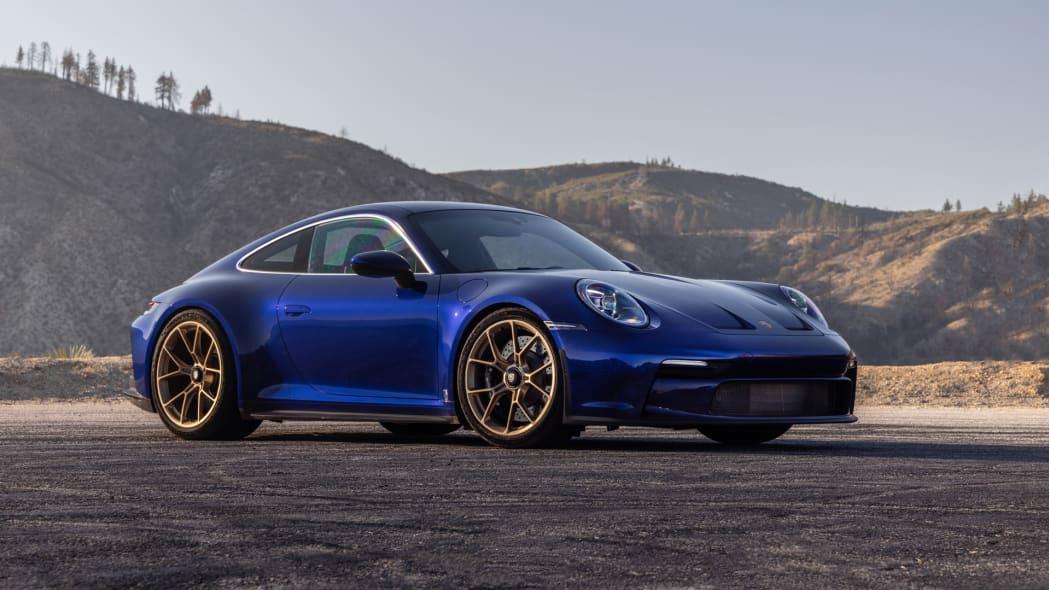 2022 Porsche 911 GT3 Touring front