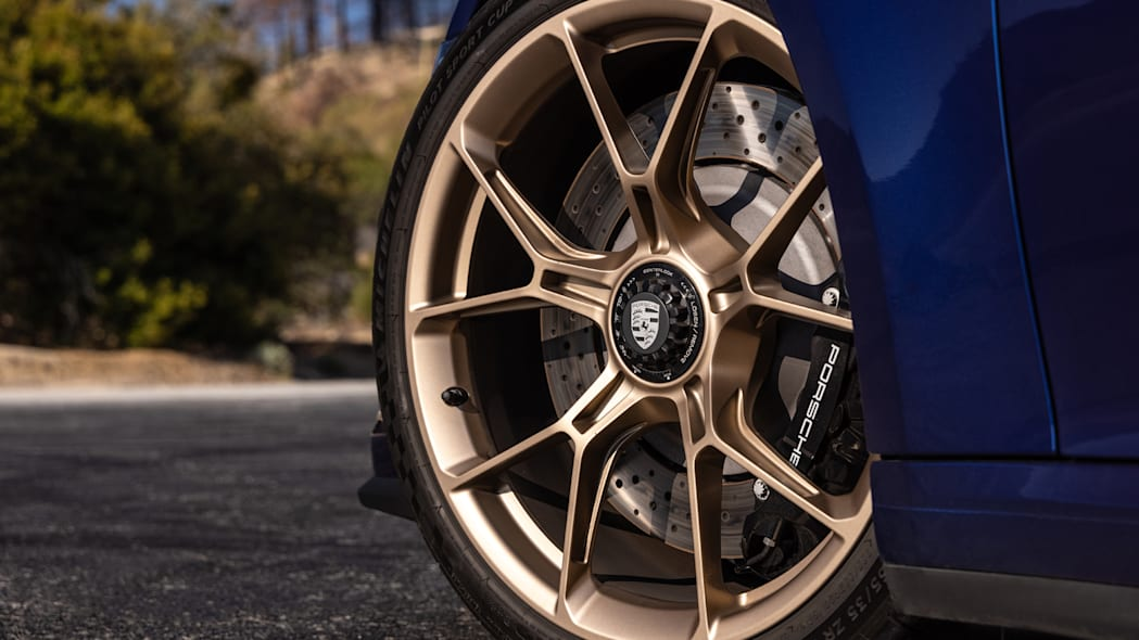 2022 Porsche 911 GT3 Touring neodyme wheels