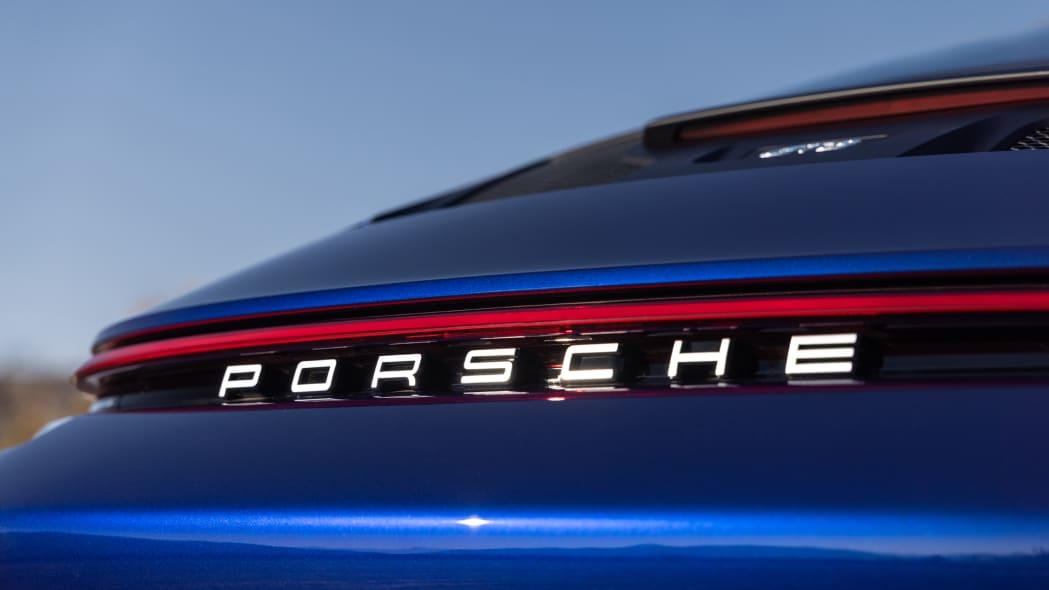 2022 Porsche 911 GT3 Touring no badge