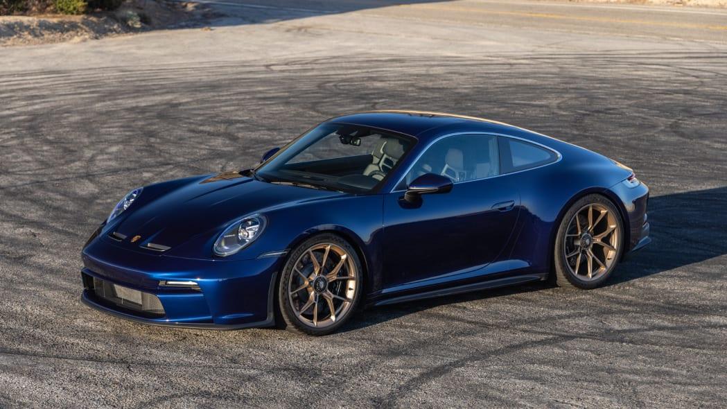 2022 Porsche 911 GT3 Touring high front three quarter