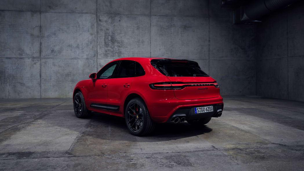 2022 Porsche Macan GTS