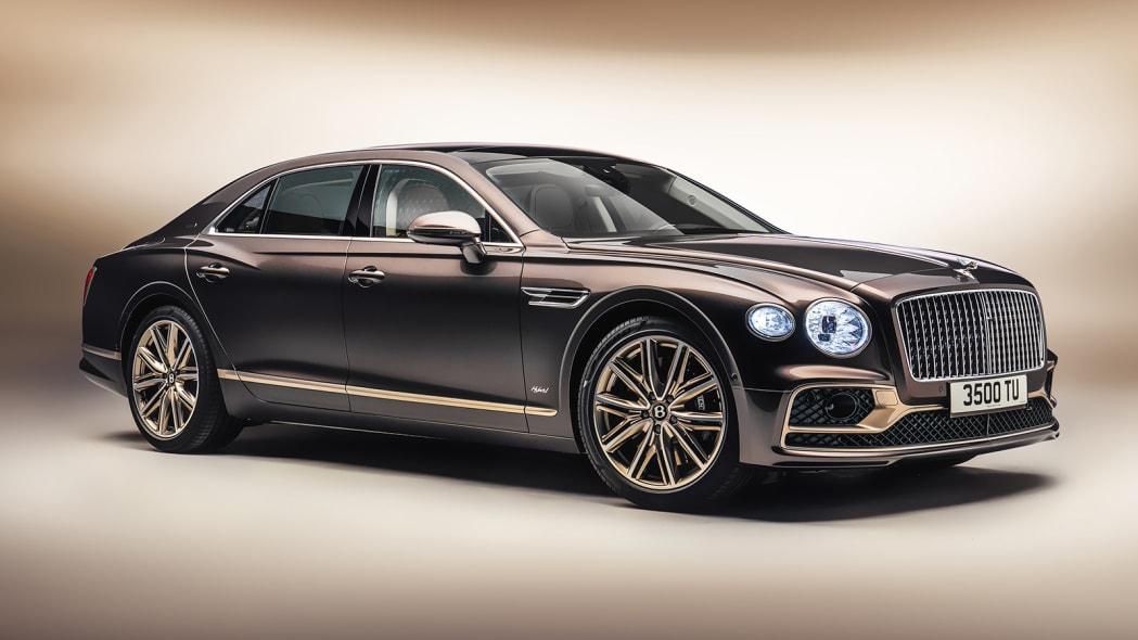 2022 Bentley Flying Spur Odyssean Edition