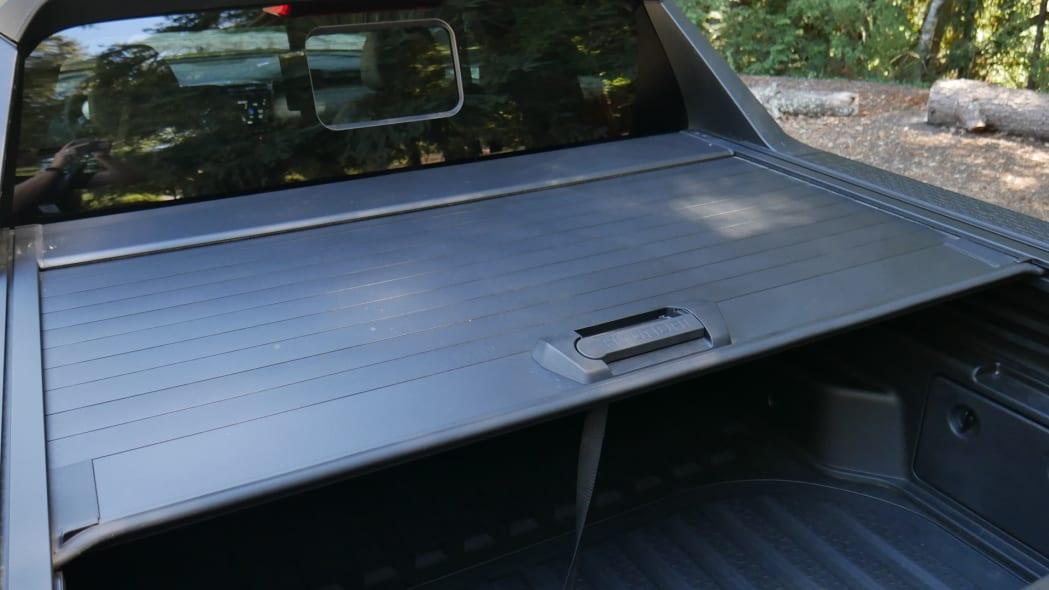 2022 Hyundai Santa Cruz bed cover
